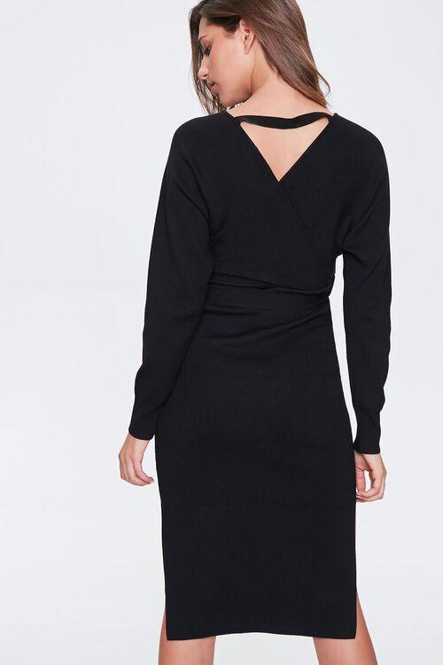 Surplice Wrap Dress, image 3