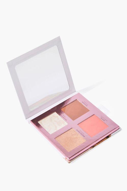 PINK/MULTI Face Contour Makeup Palette, image 1