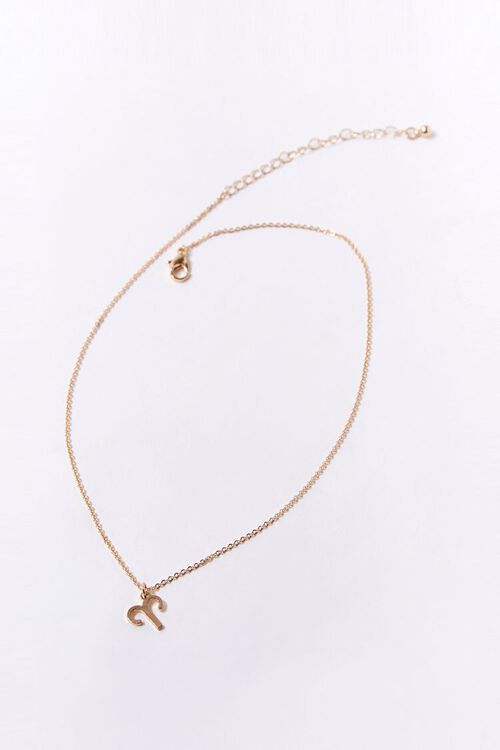 Aries Charm Necklace, image 2