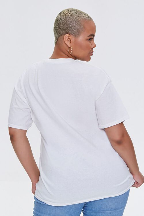 Plus Size The Police Graphic Tee, image 3