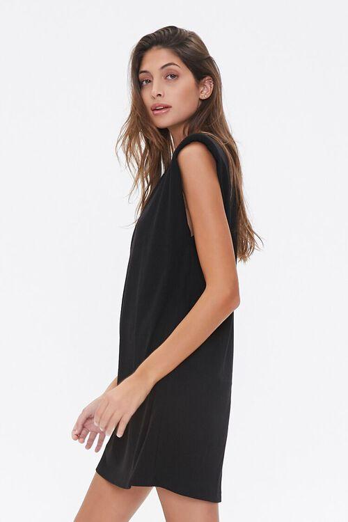Padded T-Shirt Dress, image 2