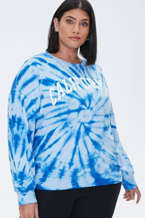 Plus Size California Sweatshirt, image 1