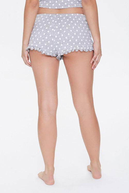 Polka Dot Pajama Shorts, image 4