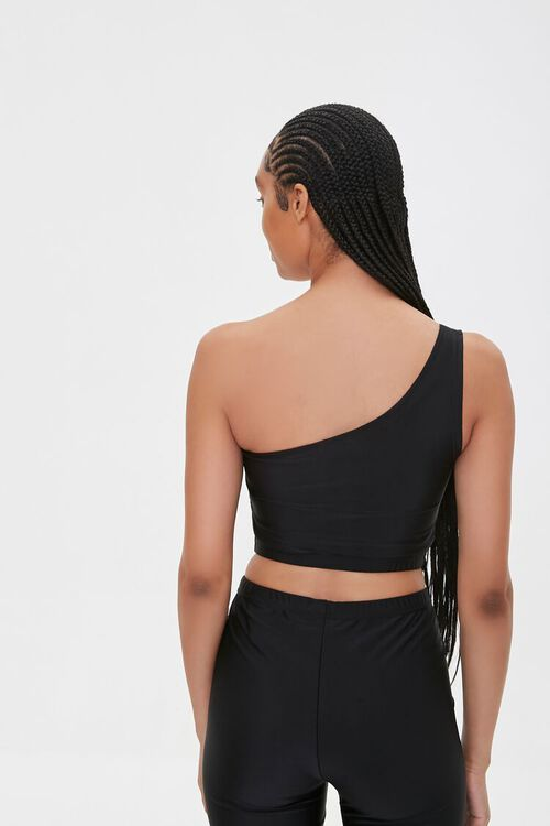 Los Angeles Lakers One-Shoulder Top, image 3