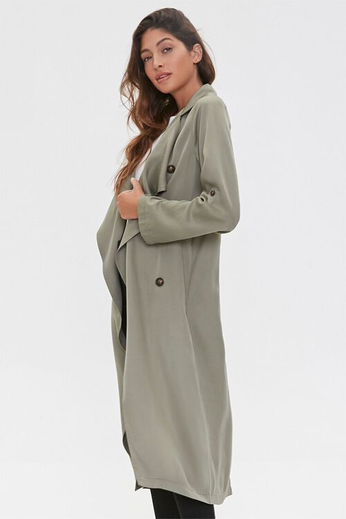 Chambray Duster Jacket, image 3