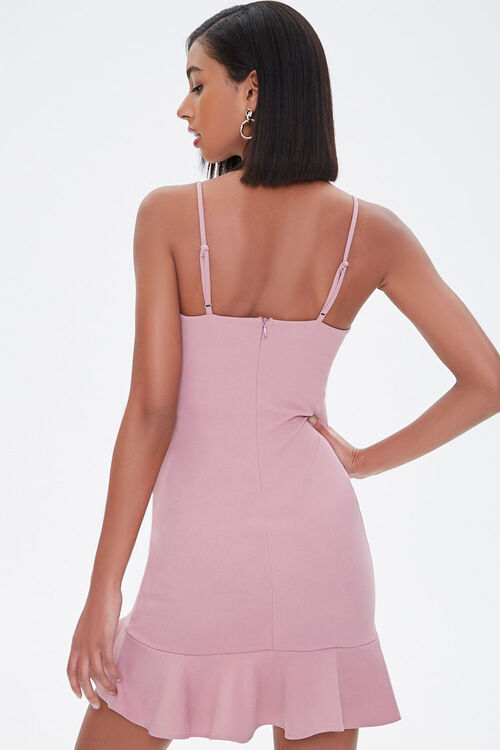 Ruffled Cami Mini Dress, image 3