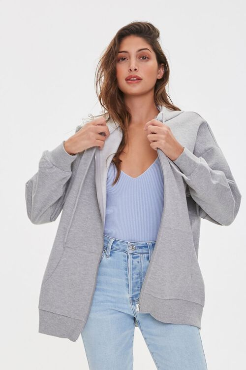 Fleece Zip-Up Jacket, image 1