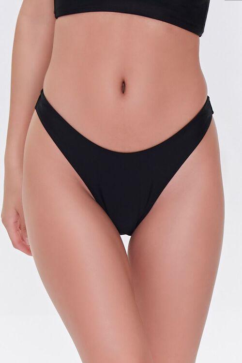 High-Leg Bikini Bottoms, image 2