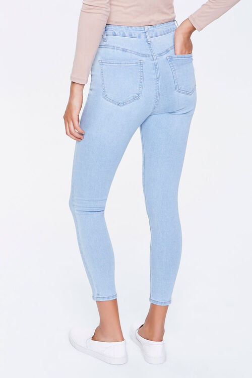 Petite Skinny High-Rise Jeans, image 4