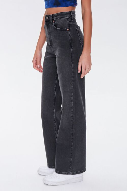 Faded Straight-Leg Jeans, image 3