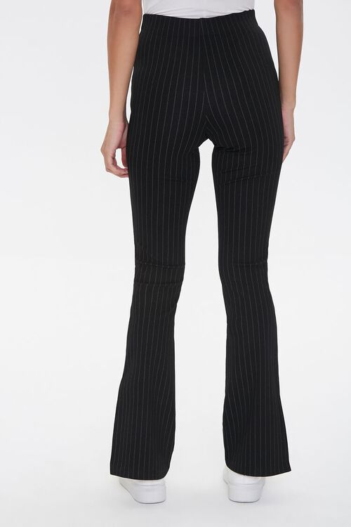 Pinstriped Flare Pants, image 3
