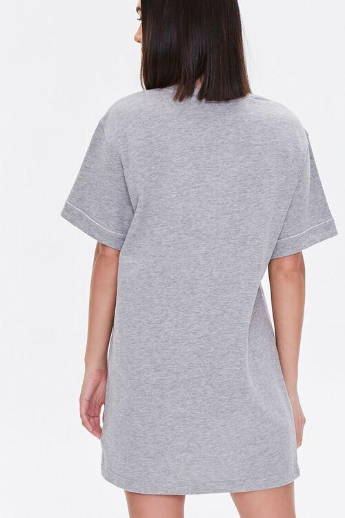 Boxy T-Shirt Dress, image 4
