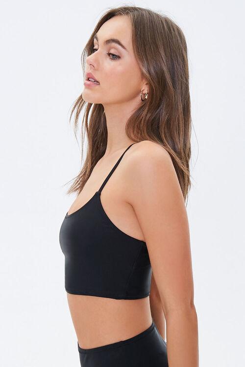 Scoop-Cut Bralette Bikini Top, image 2