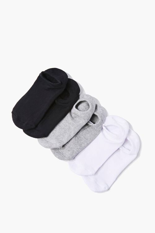 No-Show Socks Set - 3 Pack, image 2