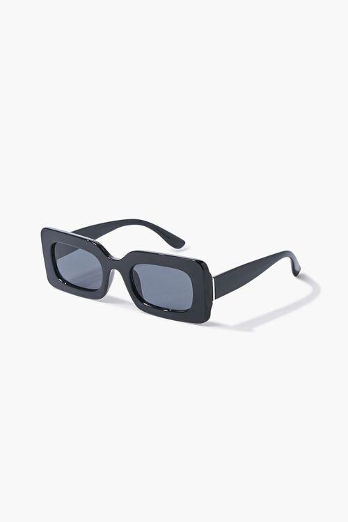 Tortoiseshell Square Sunglasses, image 2