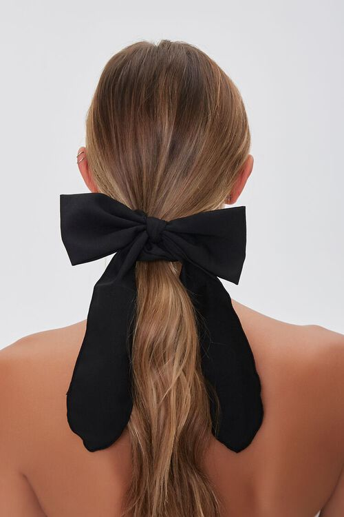 Long-Tail Bow Scrunchie, image 2