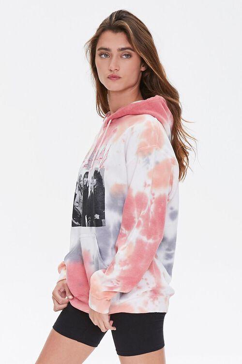 Def Leppard Graphic Tie-Dye Hoodie, image 2