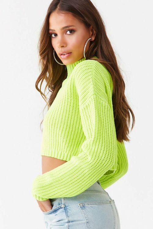 Mock Neck Sweater, image 2