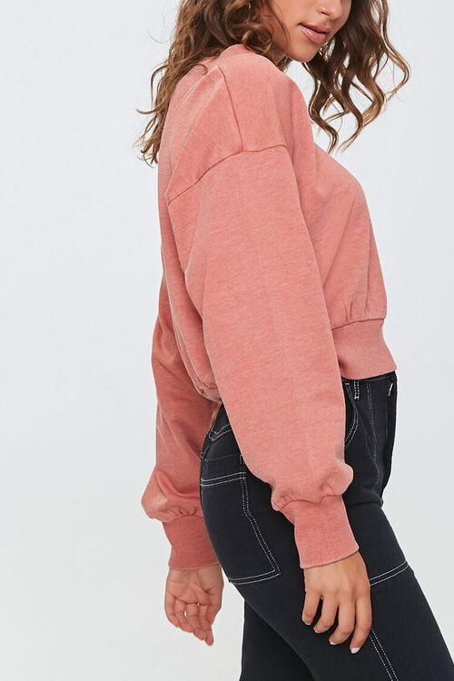 Active Cropped Pullover, image 2