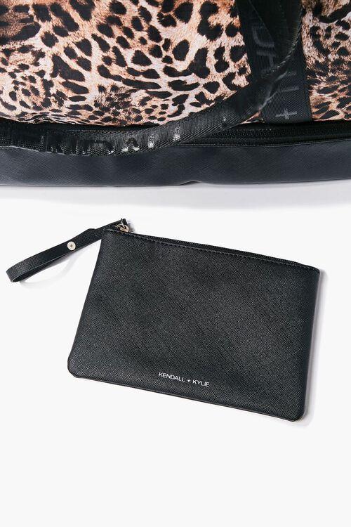Kendall & Kylie Leopard Print Travel Bag, image 3