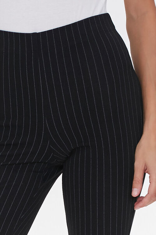 Pinstriped Flare Pants, image 5