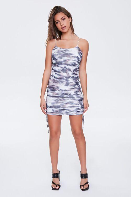Watercolor Mini Cami Dress, image 4