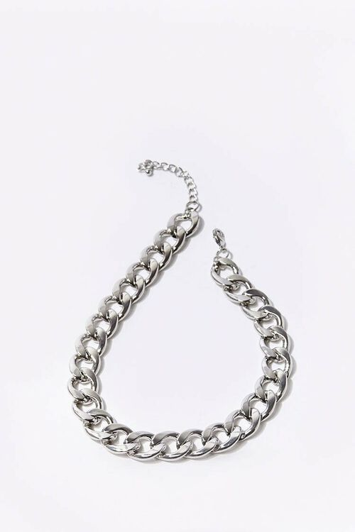 Chunky Chain Necklace, image 2