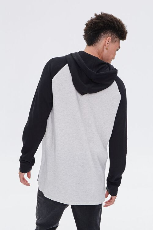 Colorblock Hooded Top, image 3