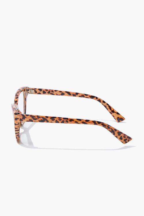Leopard Print Reader Glasses, image 3