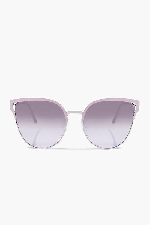 Cutout Cat-Eye Sunglasses, image 1