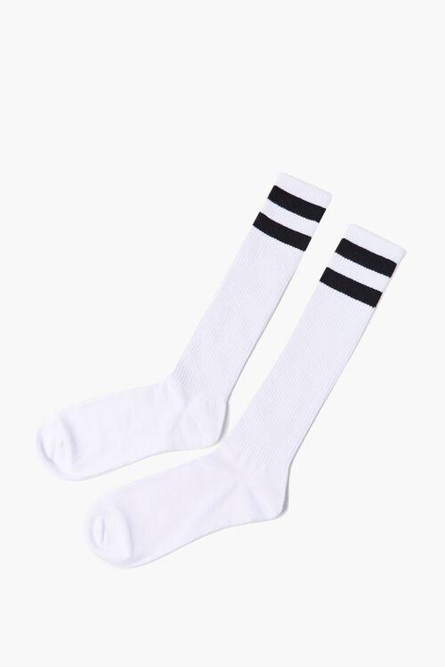 Striped Knee Socks, image 2
