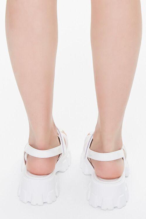 Lug-Sole Flatform Sandals, image 3
