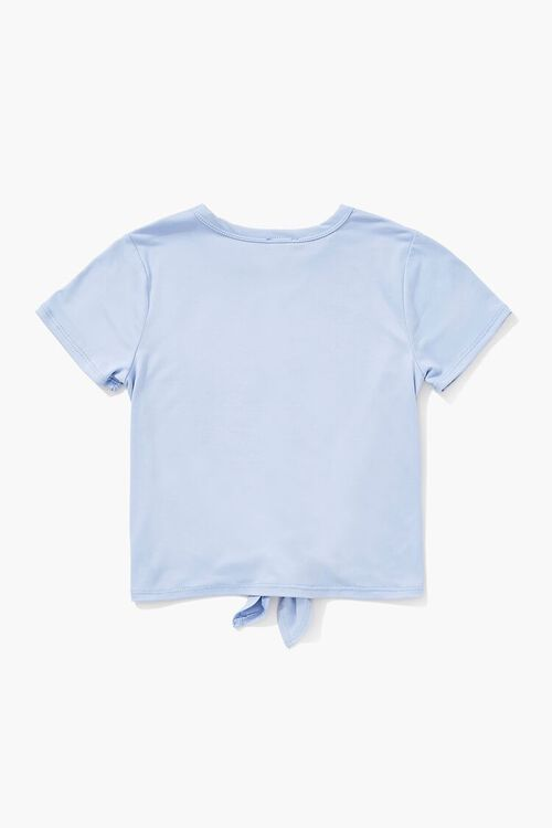 Girls Knotted-Front Tee (Kids), image 2