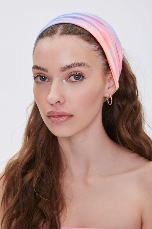 Soft Rainbow Wash Headwrap, image 3