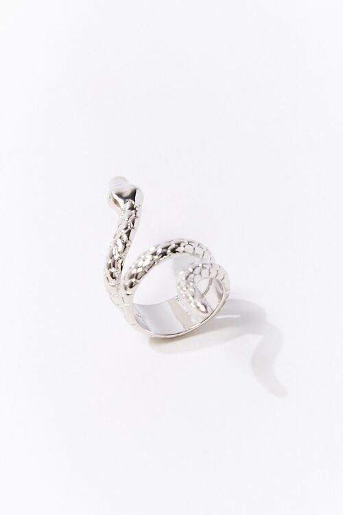 Snake Cocktail Ring, image 2