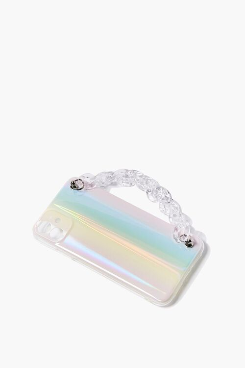 Rainbow Chain-Strap Case for iPhone 11, image 2