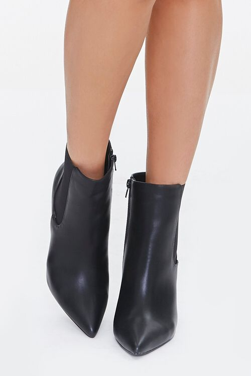Pointed Toe Chelsea Boots, image 4