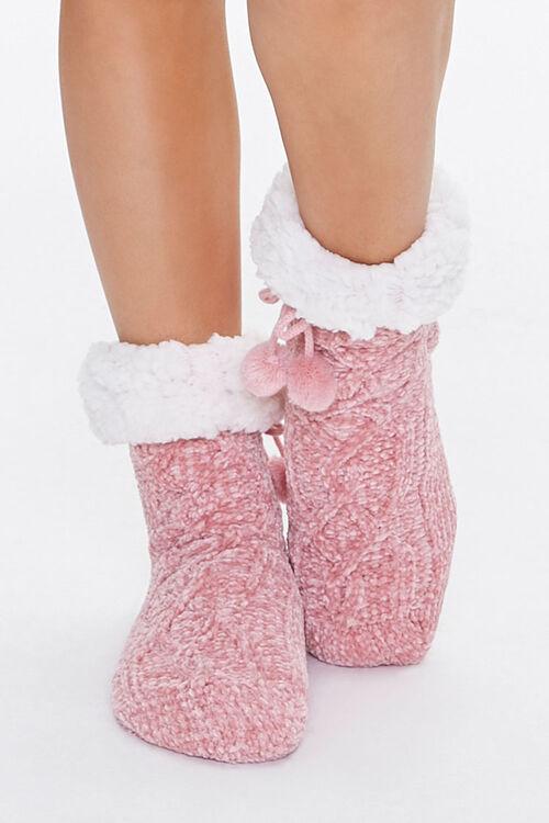 Pom Pom Indoor Slippers, image 4