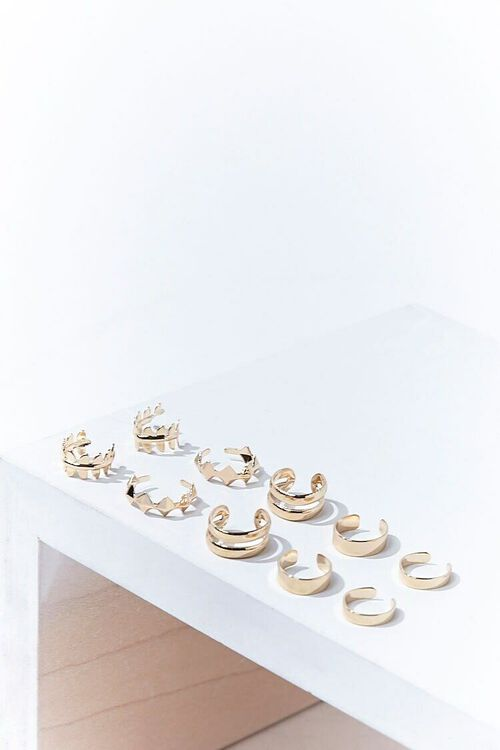 Ear Cuffs Set, image 2