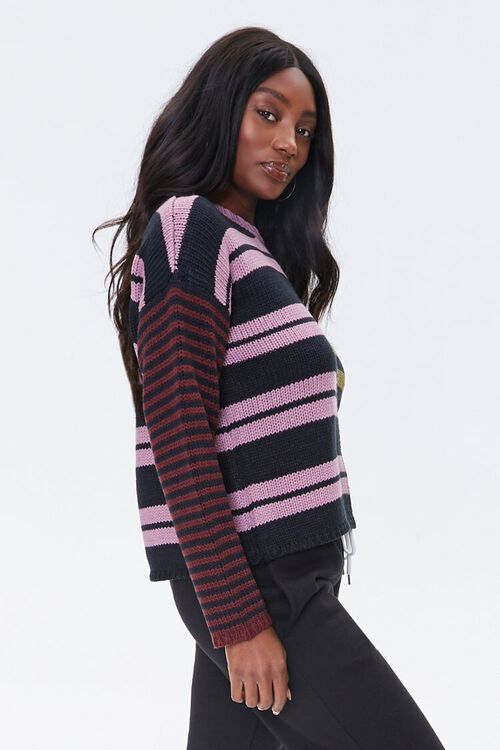 Reworked Striped Sweater, image 2