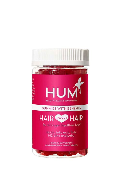 RED Hum Nutrition Hair Sweet Hair Supplement, image 1