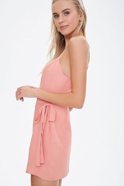 Cami Self-Tie Overlay Mini Dress, image 2