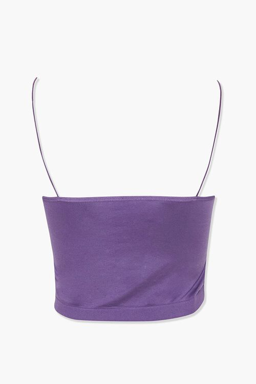 Seamless Stretch-Knit Bralette, image 3