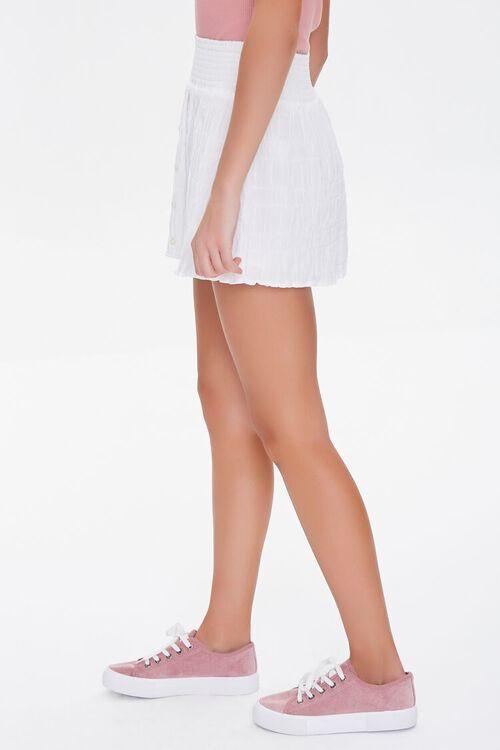 Textured Mini Skirt, image 3