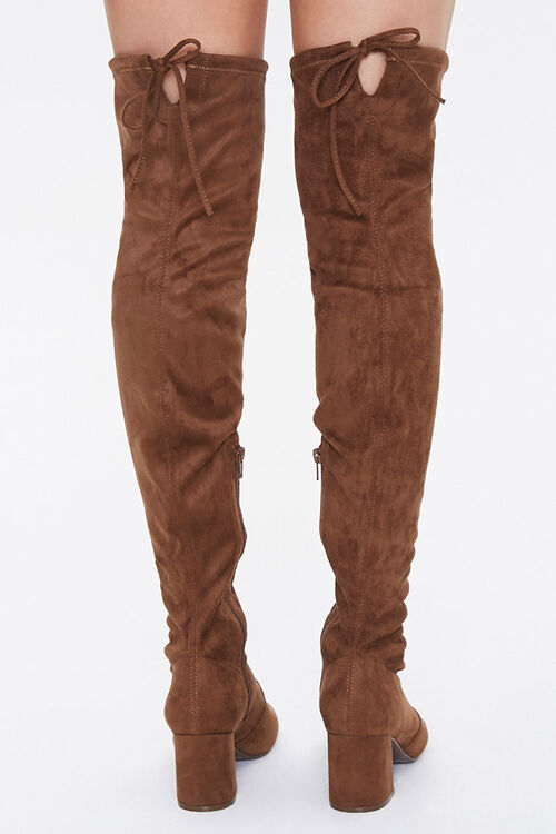 Over-the-Knee Sock Boots, image 3