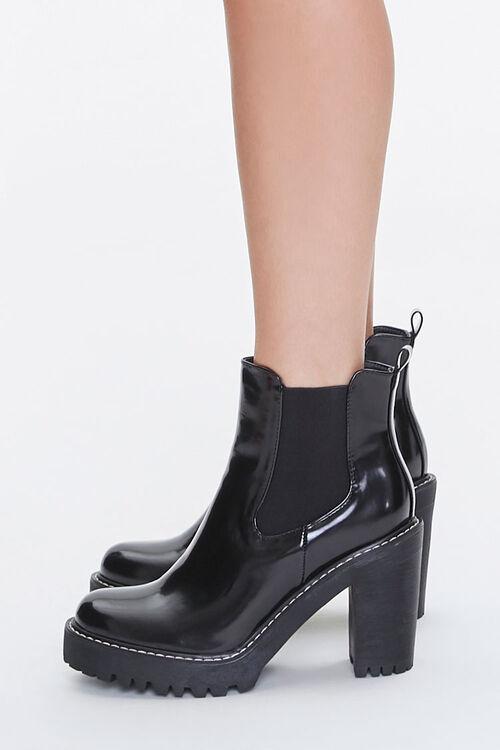 Block Heel Chelsea Boots, image 2