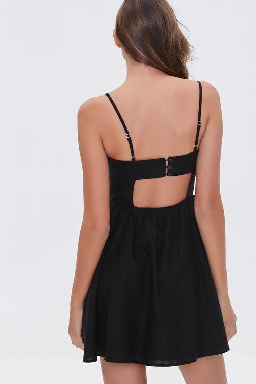 Cutout Mini Dress, image 3