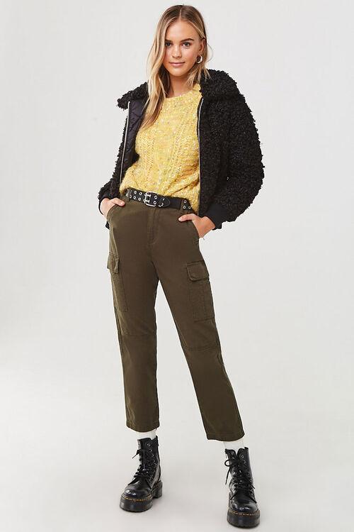 Boucle Knit Teddy Jacket, image 4