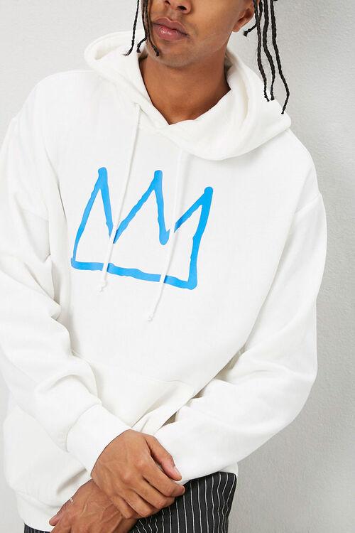 Jean-Michel Basquiat Graphic Hoodie, image 6