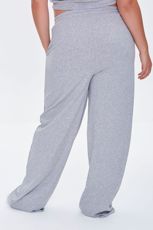 Heathered Drawstring Pants, image 4